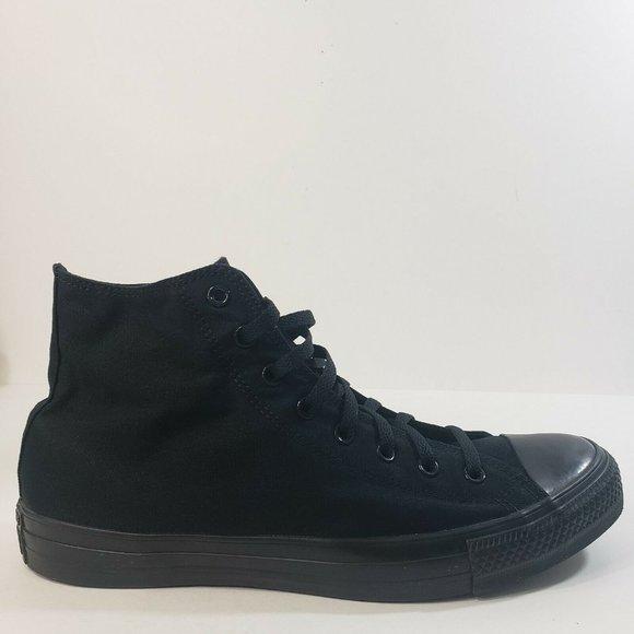 Converse All Star Chuck Taylor Men's 13 Black
